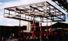 Whisky plant steel structure by Archibald McAulay